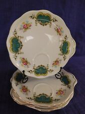 "Royal Albert Berkeley SNACK PLATE 8-3/4"" 1 of 5 available"