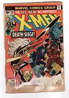 Uncanny X-Men #103, GD 2.0, Juggernaut, Wolverine, Storm, Nightcrawler