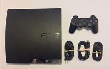 3.55 PS3 Slim -MultiMAN/REBUG - Online Ready! Clean CID
