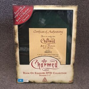 Official Charmed Book Of Shadows Collection - Season 1-8 - DVD - Limited Edition