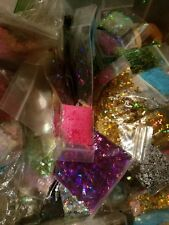 Glitter Shape Spangle Nail Art Crafts mixed bags solvent resistant 15 bags