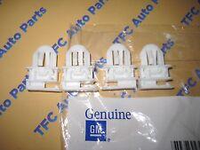 4 Hummer H3 Grille Clip Snap Retainer Fastner OEM New Genuine  2006-2010