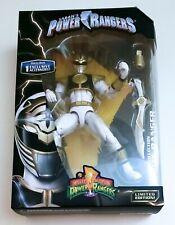 Mighty Morphin Power Rangers White Ranger Legacy Action Figure Bandai