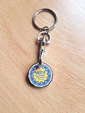 Shopping Trolley Coin & Key-Ring (Sufra NW London)