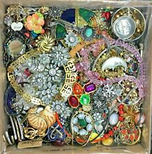 Jewelry Lot ALL Good Wear Resell Brooch Art Estate Vintage Modern 5 Pc NO Junk