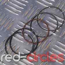 110cc/125cc (52.4mm) pit dirt atv quad vélo 5 pièce piston rings set kit lifan