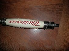 Budweiser Beer Tap Handle, Measures 12 x 2 in.
