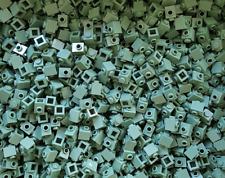 200 x LEGO® Brick studs / Steine 1x1 mit Noppen (47905 ) in Sand Grün / Green