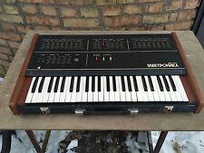 Rare Elektronika EM 04 Vintage Soviet analog synthesizer