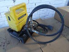 Enerpac Puj1200b 120v 10000 Psi Portable Electric Hydraulic Pump