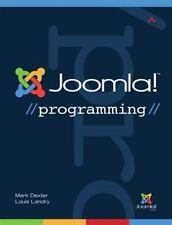 Joomla! Programming (Joomla! Press)-ExLibrary