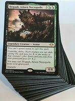 ***Custom Commander Deck*** Hogaak - Graveyard Shenanigans - EDH MTG Magic Cards