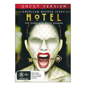 American Horror Story: Hotel - Season 5 DVD (4 Disc Set) New Region 4 Aust.
