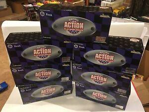 Action Darrell Waltrip NASCAR 25th Anniversary 1/24 BW Banks 7 Car Set
