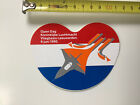 Aufkleber/Sticker: Koninklijke Luchtmacht Open Dag 1990 F-16 RNLAF