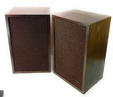Pair Of Vintage Bozak B 301A Tempo Speakers *Read Description