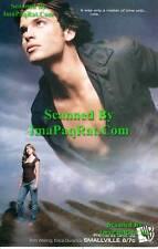 Smallville Lois Clark Season 4 Premier Sexy Tom Welling & Erica Durance Print Ad