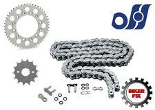 Aprilia 550 SXV 06-08 Heavy Duty O-Ring Chain & Sprocket Kit