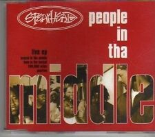 (CK532) Spearhead, People In Tha Middle (live EP) - 1995 CD