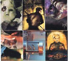 Lot 6 Cartes X-FILES Différentes NEUVES Lot N° XF06 08