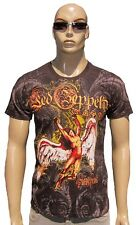 Bravado ROCK & REBELLION Official LED ZEPPELIN Merchandise Swan Song T-Shirt S/M