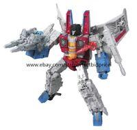 "New Transformers Hasbro Starscream G1 Voyager Class Action Figure 7"" Kids Toys"