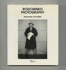 1982 A. Lavrentjev RODCHENKO PHOTOGRAPHY Soviet Avant-Garde Constructivist HC Bk