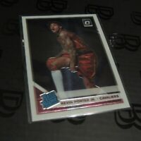 2019 Kevin Porter Jr Rated Rookie Card Panini Optic Cleveland Cavaliers Rockets