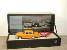 Mercedes 220S Safety Anniversary - Ixo 1:43 in Box *47857