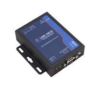 USR-N510 RS232/RS485/RS422 to Ethernet Servers Support ModBus TCP to ModBus RTU