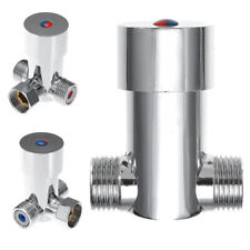 1/2 Thermostatic Hot & Cold Water Blending Mixer Valve For Touchless Faucet Tap