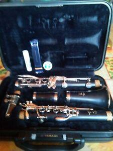 Yamaha YCL 250 Bb Clarinet
