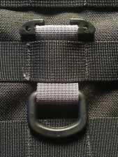 Tactical Wolf Grey T-Ring Webbing Adaptor for molle pals acu emt military SWAT