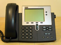 Cisco CP-7940G IP Telefon Phone VoIP CP-7940