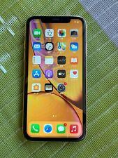 Apple iPhone XR Yellow - 64GB (SIM FREE) Softbank Japan