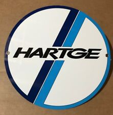 Very Rare Hartge Racing Bmw Germany M3 M5 Reproduction Garage Sign