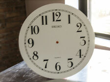 Vintage Clock Face on  metal - Classic font