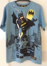 Boys Short Sleeved Lego DC Super Heroes T Shirt