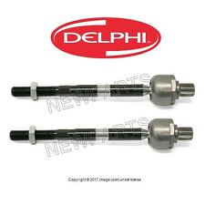 For 911 Carrera Boxter Cayman Set of Front Left & Right Inner Tie Rods Delphi