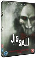 JIGSAW -Tobin Bell, Brittany Allen, Peter Spierig NEW SEALED UK REGION 2 DVD PAL