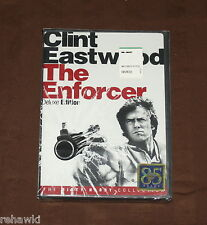 The Enforcer (DVD, 2008, Deluxe Edition) 1976 **BRAND NEW** CLINT EASTWOOD