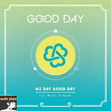 GOOD DAY 1ST MINI ALBUM [ ALL DAY GOOD DAY ] CD+BOOKLET+PHOTO CARD