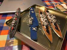 Matchbox Sea kings ships