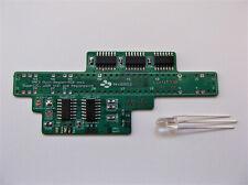Super Nintendo SNES-SuperCIC & uIGR-PAL/NTSC-50/60hz-Region mod PCB-3 Chip-LED