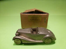 DINKY TOYS TRIUMPH DOLOMITE GOLDEN JUBILEE 1933 1983 - RARE SELTEN - GOOD IN BOX