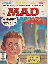 MAD Magazine #211 UK Edition 1979