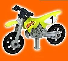 NEW 2000 McDONALD's Hot Wheels Motorcycle # 9 M.I.P. Happy Meal Toy