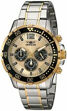 New Invicta Men's 16288 Specialty Analog Display Two Tone Bracelet Watch