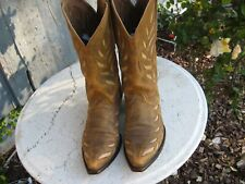 Old Gringo Gorgeous! Brown Leather Western Cowgirl Boots Women's Size 9 M nice!
