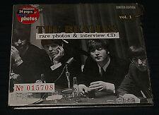 The Beatles Rare Photos & Interview CD Vol.1 Lennon McCartney Harrison Starr OOP